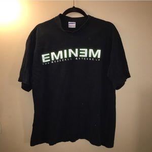 VTG rare Marshall Mathers Eminem 2000 shirt
